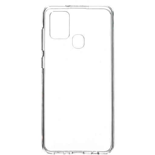 Mobiparts Classic TPU Case Samsung Galaxy A21s (2020) Transparent