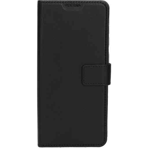 Mobiparts Classic Wallet Case Samsung Galaxy A21s (2020) Black