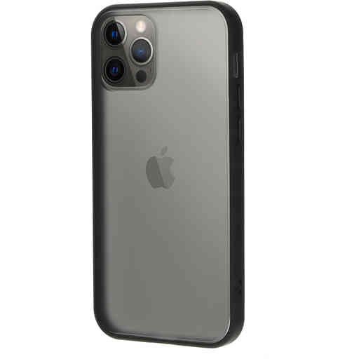 Mobiparts Classic Hardcover Apple iPhone 12/12 Pro Grey