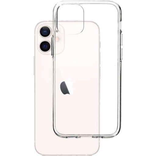 Mobiparts Classic TPU Case Apple iPhone 12 Mini Transparent
