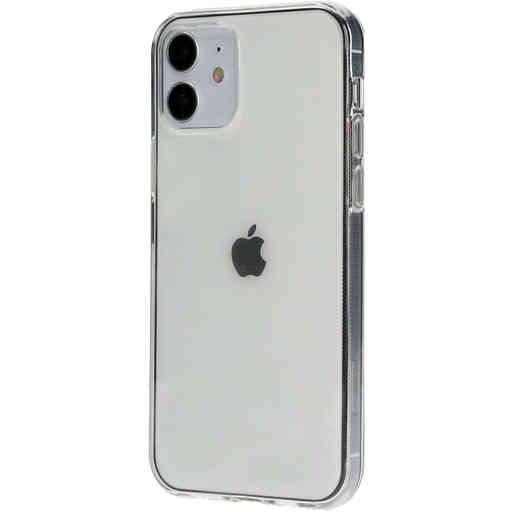 Mobiparts Classic TPU Case Apple iPhone 12/12 Pro Transparent