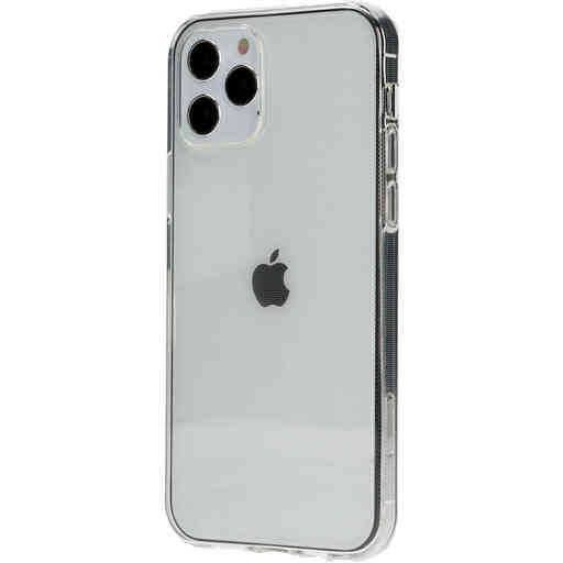 Mobiparts Classic TPU Case Apple iPhone 12 Pro Max Transparent