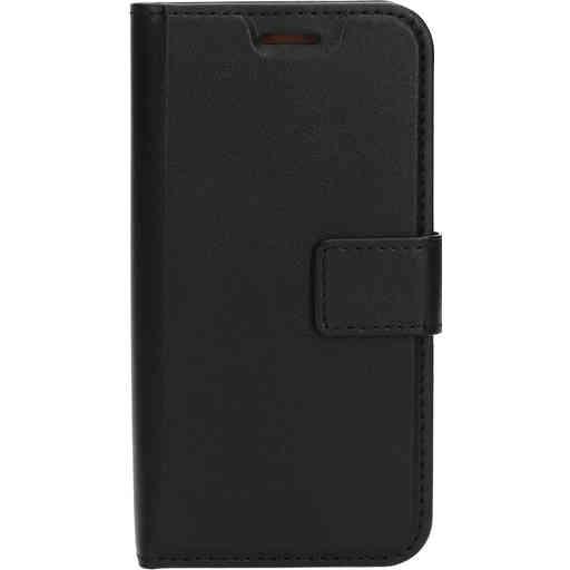 Mobiparts Classic Wallet Case Apple iPhone 12 Mini Black