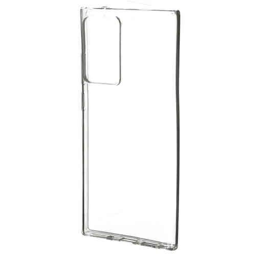 Mobiparts Classic TPU Case Samsung Galaxy Note 20 Ultra Transparent