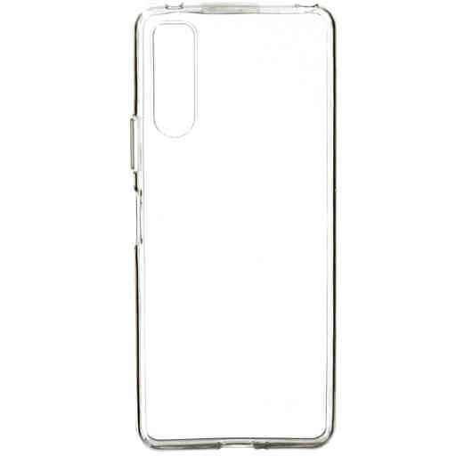 Mobiparts Classic TPU Case Sony Xperia 10 II Transparent