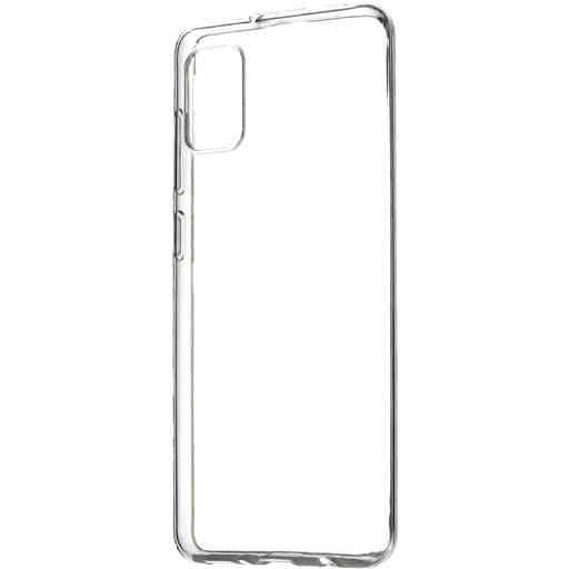 Mobiparts Classic TPU Case Samsung Galaxy A31 (2020) Transparent