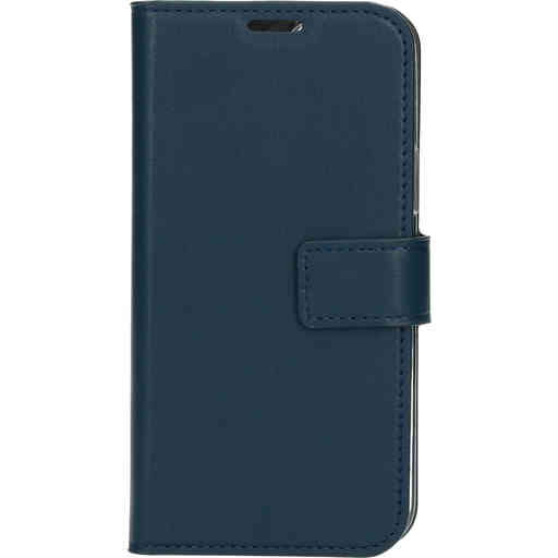 Mobiparts Classic Wallet Case Apple iPhone 12/12 Pro Blue