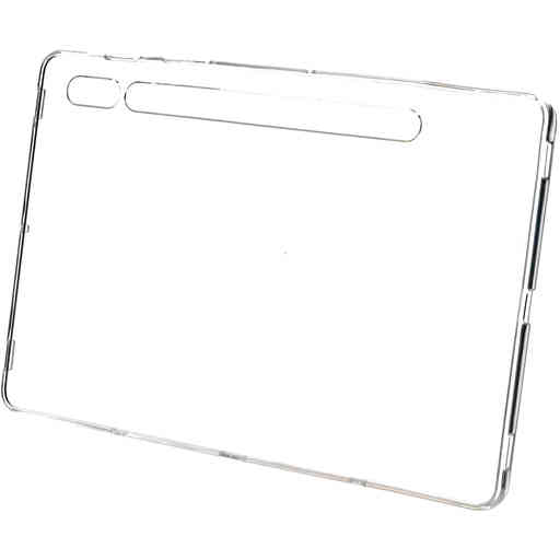 Mobiparts Classic TPU Case Samsung Tab S7 (2020) Transparent