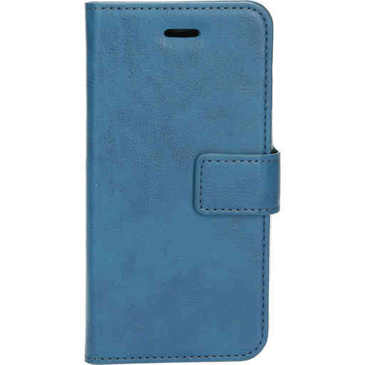 Mobiparts Classic Wallet Case Apple iPhone 7/8/SE (2020) Steel Blue