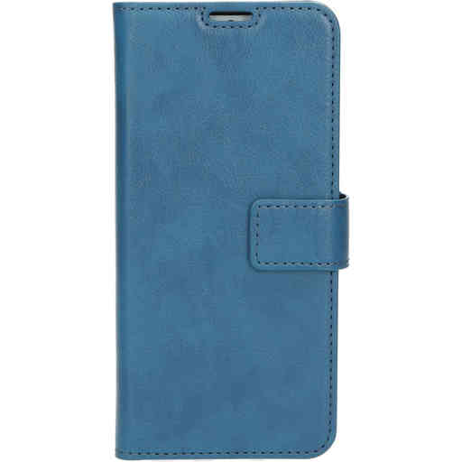 Mobiparts Classic Wallet Case Samsung Galaxy S20 4G/5G Steel Blue