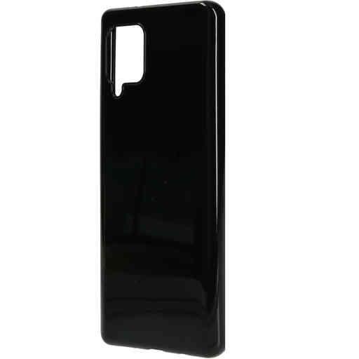 Mobiparts Classic TPU Case Samsung Galaxy A42 (2020) Black