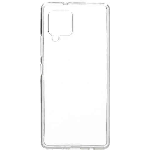 Mobiparts Classic TPU Case Samsung Galaxy A42 (2020) Transparent