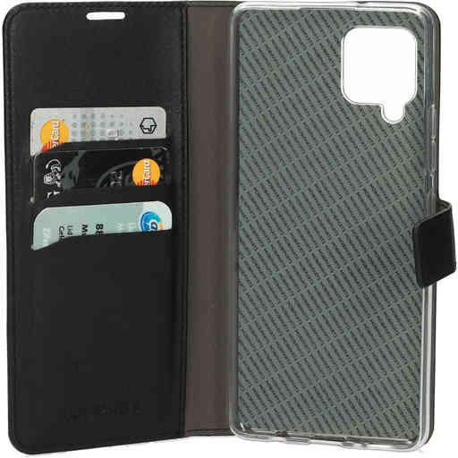Mobiparts Classic Wallet Case Samsung Galaxy A42 (2020) Black