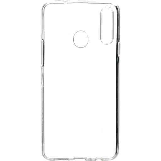 Mobiparts Classic TPU Case Samsung Galaxy A20s (2020) Transparent