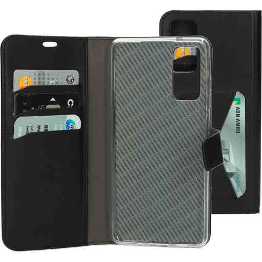 Mobiparts Classic Wallet Case Samsung Galaxy S20 FE 4G/5G Black