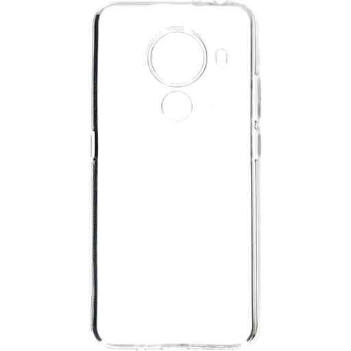 Mobiparts Classic TPU Case Nokia 8.3 5G (2020) Transparent