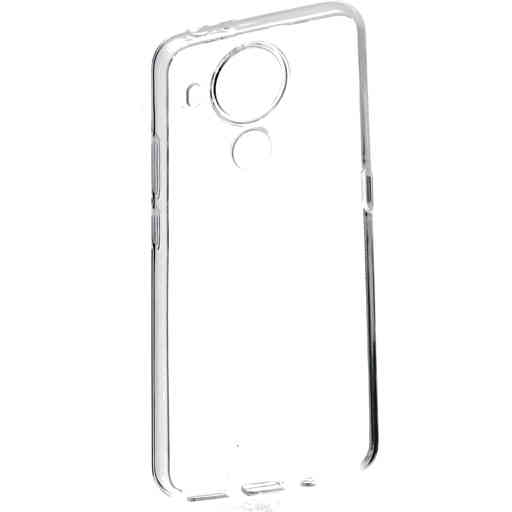 Mobiparts Classic TPU Case Nokia 3.4 (2020) Transparent