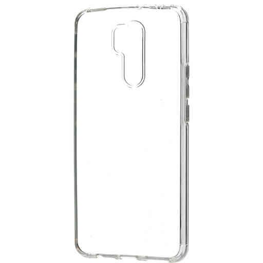 Mobiparts Classic TPU Case Xiaomi Redmi 9 Transparent