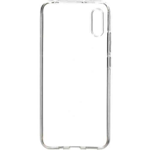 Mobiparts Classic TPU Case Xiaomi Redmi 9A Transparent