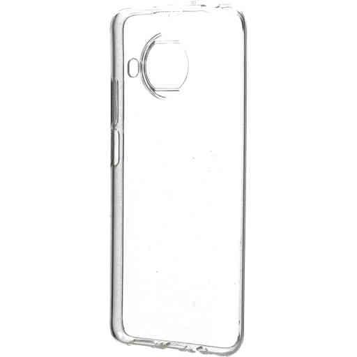 Mobiparts Classic TPU Case Xiaomi Mi 10T Lite (5G) Transparent
