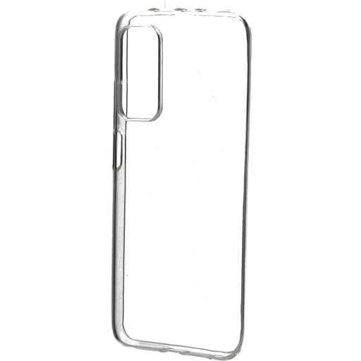 Mobiparts Classic TPU Case Xiaomi Mi 10T Pro (5G) Transparent