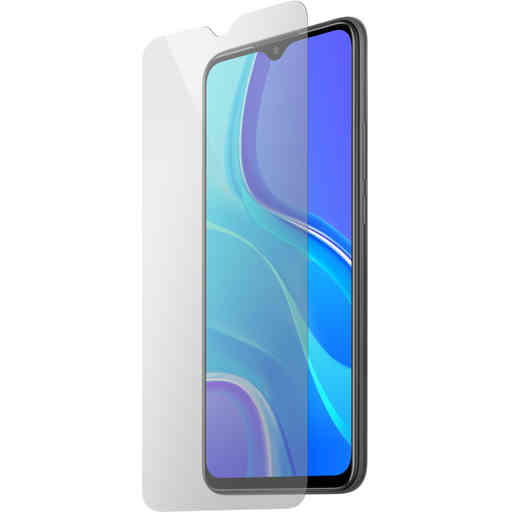 Mobiparts Regular Tempered Glass Xiaomi Redmi 9