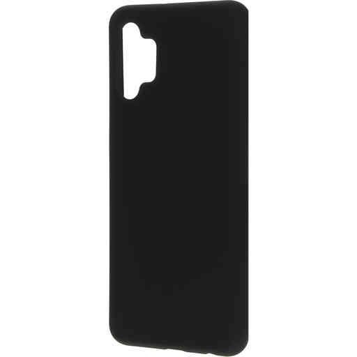 Mobiparts Silicone Cover Samsung Galaxy A32 (2021) 5G Black
