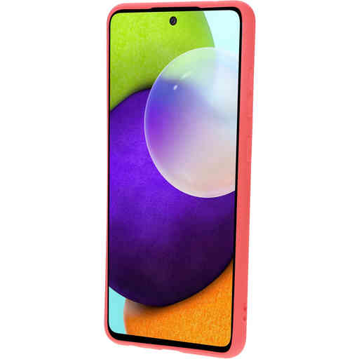 Mobiparts Silicone Cover Samsung Galaxy A52 4G/5G/A52s 5G (2021) Scarlet Red