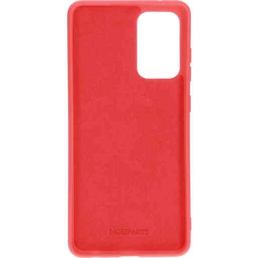 Mobiparts Silicone Cover Samsung Galaxy A72 (2021) 4G/5G Scarlet Red