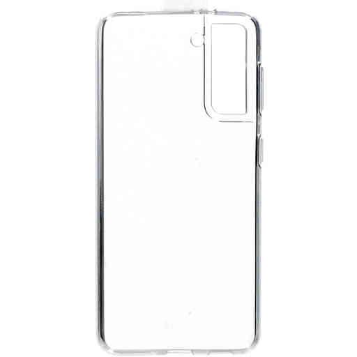 Mobiparts Classic TPU Case Samsung Galaxy S21 Transparent