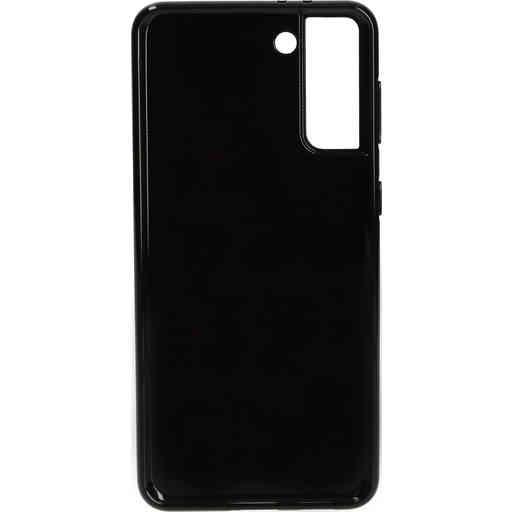 Mobiparts Classic TPU Case Samsung Galaxy S21 Plus Black
