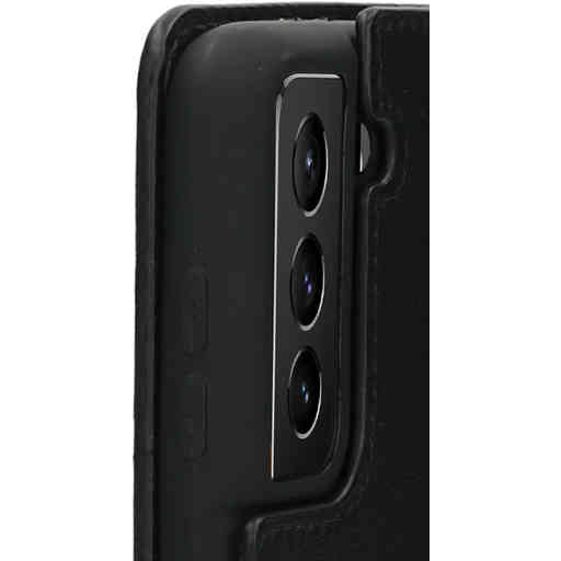 Mobiparts Classic Wallet Case Samsung Galaxy S21 Plus Black