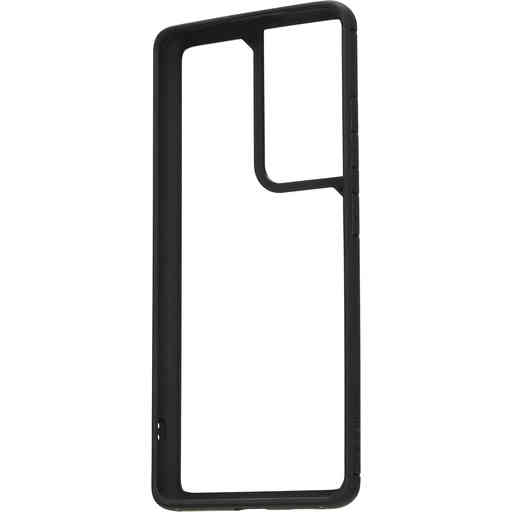 Mobiparts Rugged Clear Case Samsung Galaxy S21 Ultra Black