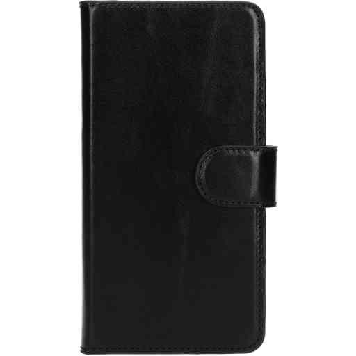 Mobiparts Excellent Wallet Case 2.0 Samsung Galaxy S21 Jade Black