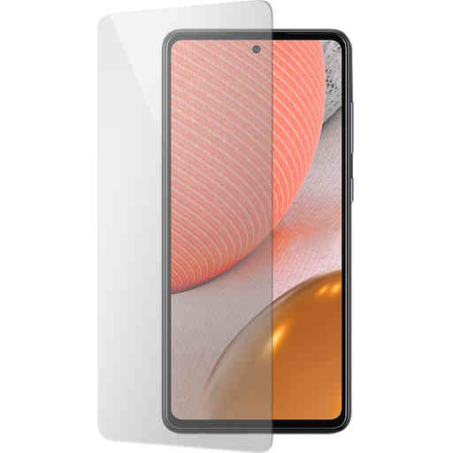 Mobiparts Regular Tempered Glass Samsung Galaxy A72 (2021)