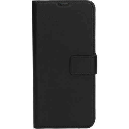 Mobiparts Classic Wallet Case Samsung Galaxy A12 (2021) Black
