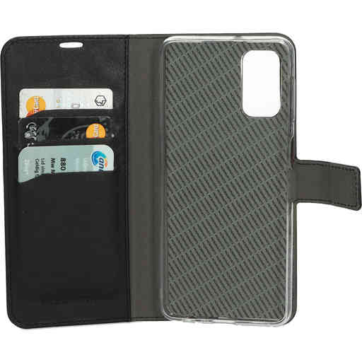 Mobiparts Classic Wallet Case Samsung Galaxy A32 5G (2021) Black