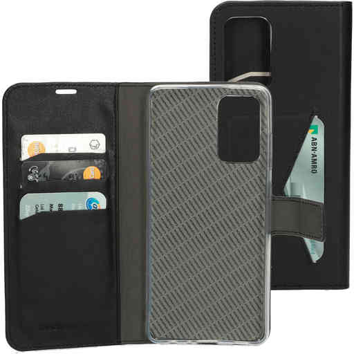 Mobiparts Classic Wallet Case Samsung Galaxy A72 (2021) 4G/5G Black