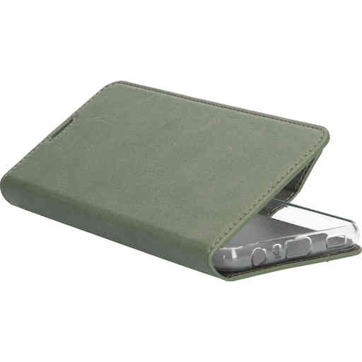 Mobiparts Classic Wallet Case Samsung Galaxy A32 5G (2021) Stone Green