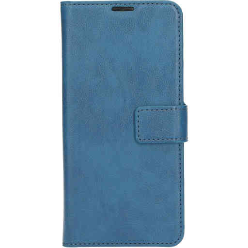 Mobiparts Classic Wallet Case Samsung Galaxy A52 (2021) 4G/5G Steel Blue