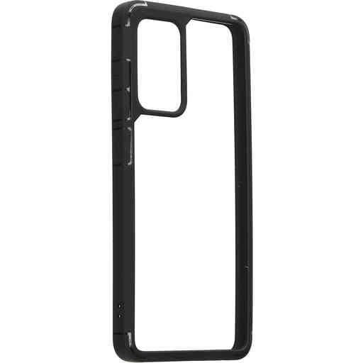 Mobiparts Rugged Clear Case Samsung Galaxy A52 (2021) 4G/5G Black
