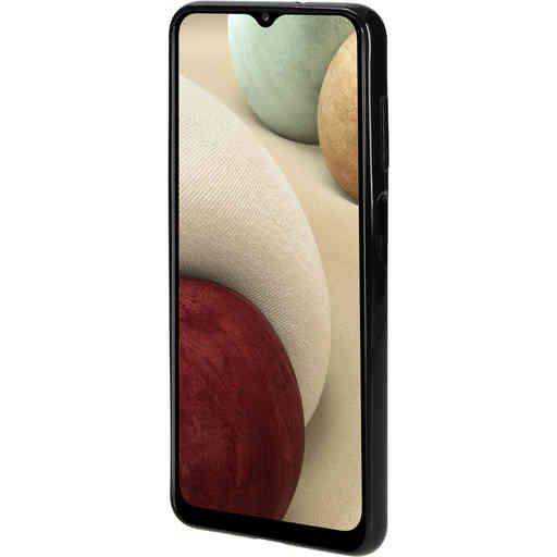 Mobiparts Classic TPU Case Samsung Galaxy A12 (2021) Black