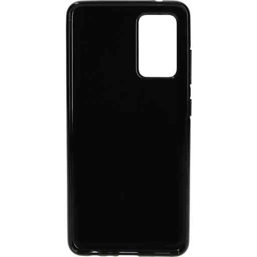 Mobiparts Classic TPU Case Samsung Galaxy A52 4G/5G/A52s 5G (2021) Black