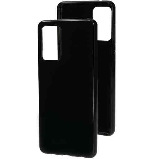 Mobiparts Classic TPU Case Samsung Galaxy A72 (2021) 4G/5G Black