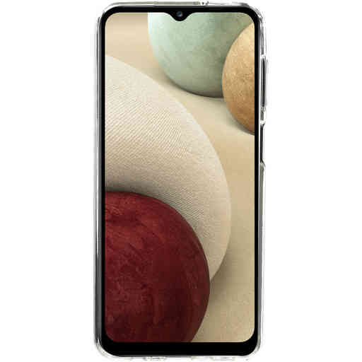 Mobiparts Classic TPU Case Samsung Galaxy A12 (2021) Transparent
