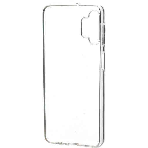 Mobiparts Classic TPU Case Samsung Galaxy A32 (2021) 5G Transparent