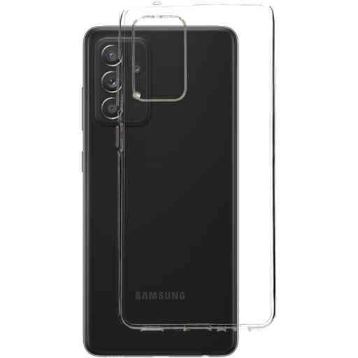 Mobiparts Classic TPU Case Samsung Galaxy A52 4G/5G/A52s 5G (2021) Transparent