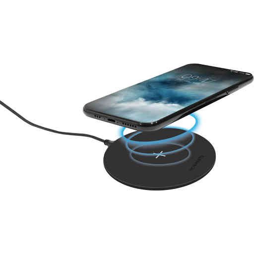 Mobiparts Wireless Quick Charger 15W Flat Black