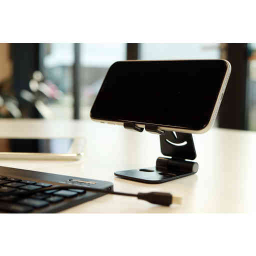 Mobiparts Phone Stand Holder Black