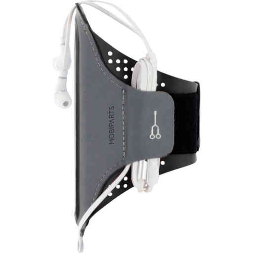 Mobiparts Comfort Fit Sport Armband Samsung Galaxy S21 Plus Black